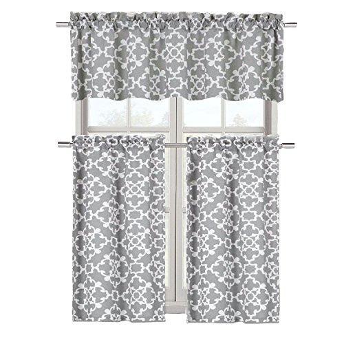 Valances Kitchen Curtains Amazon: Cafe Curtains: Amazon.com
