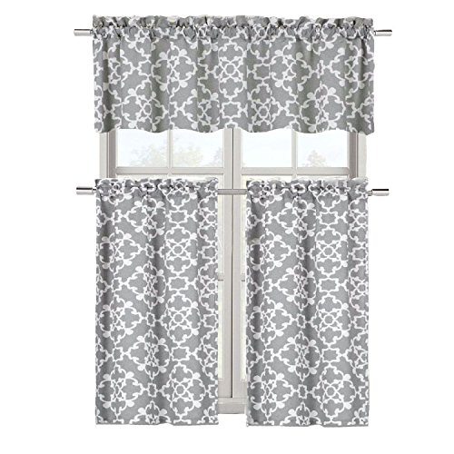 Kitchen Curtain Sets: Amazon.com