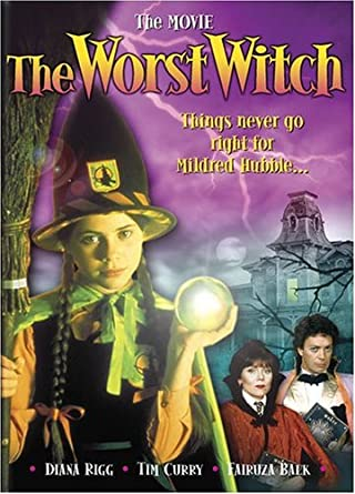 Amazon com: The Worst Witch (The Movie): Diana Rigg