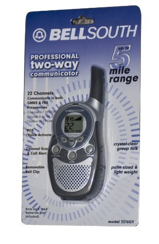 bellsouth-2276gy-two-way-professional-communicator