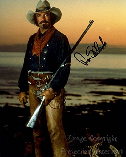 Tom Selleck Quigley Down Under Signed Autographed 8x10 Inch Photo Print