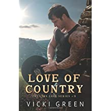 Love Of Country (Country Love #3) (Volume 3)