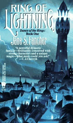 book cover of Ring of Lightning