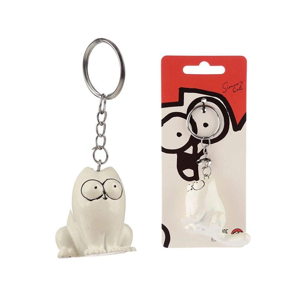 Simon's Cat Schlüsselanhänger