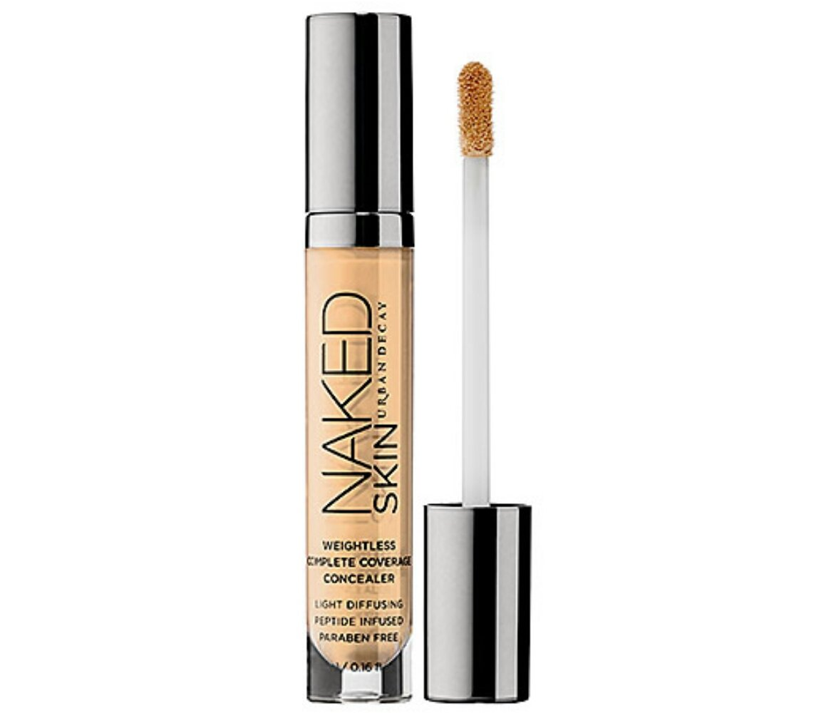 Naked Skin Weightless Complete Coverage Concealer - Light Warm