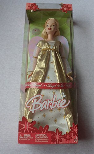 Barbie Holiday Angel Doll by Mattel