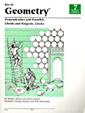 Perpendiculars and Parallels, Chords and Tangents, Circles, Newton Hawley, Patrick Suppes, George Gearhart, Peter Rasmussen, 0913684775