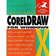 CorelDRAW 8 for Windows: Visual QuickStart Guide (4th Edition)