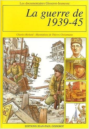 La guerre de 1939/45 pdf, epub ebook
