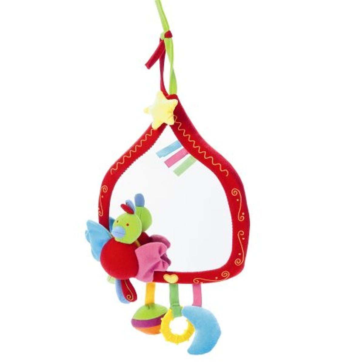 Manhattan Toy Carousel Bird Mirror Toy (Discontinued by Manufacturer)