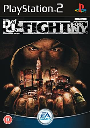 Image result for def jam fight for ny ps2