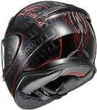 Shoei Rf-1200 Inception Tc-1 SIZE:SML Full Face Motorcycle Helmet