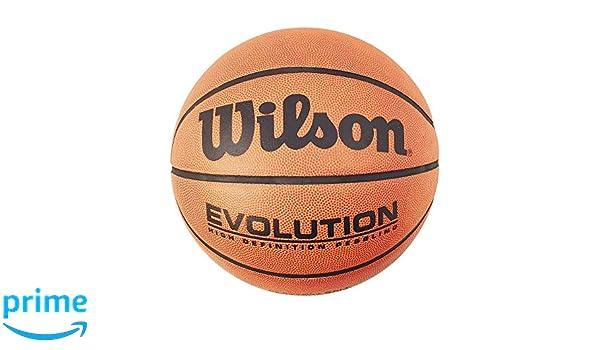 Wilson Evolution Indoor - Balón de baloncesto para entrenamiento y ...