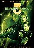 Babylon 5: The Complete Third Season [6 Discs] (Sous-titres français) [Import]