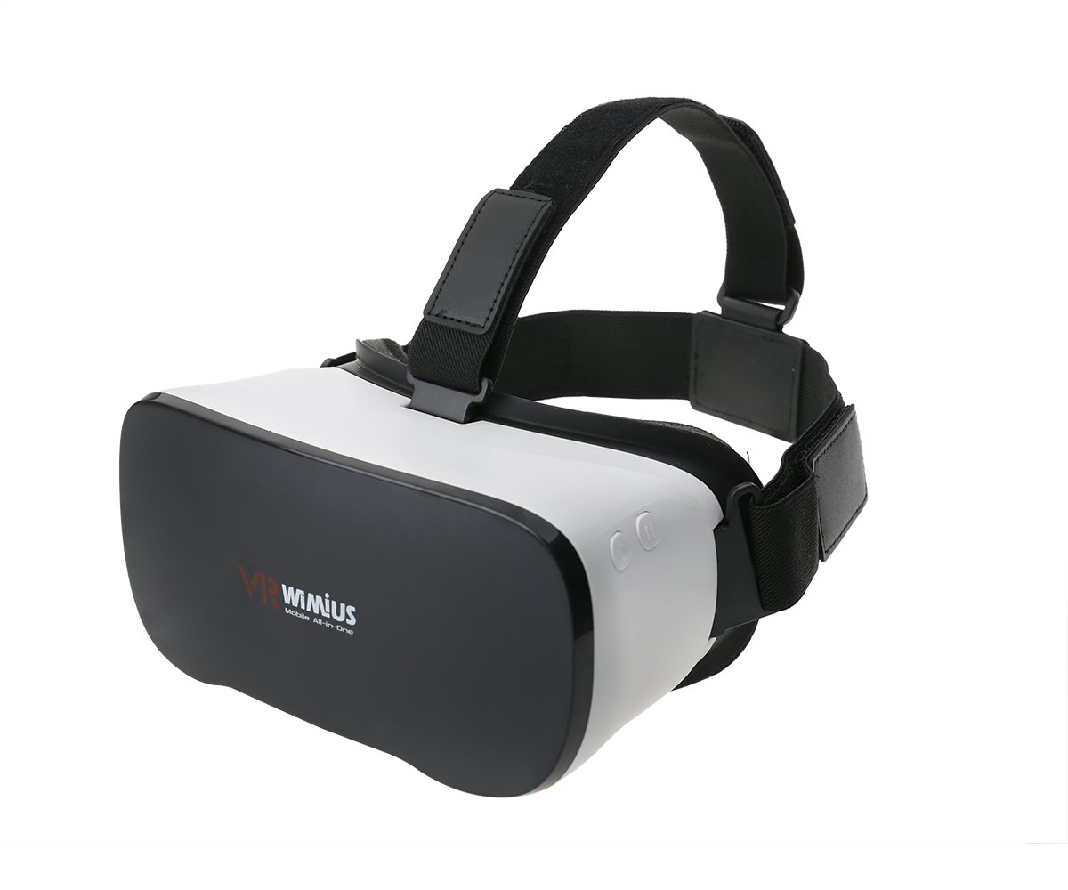 wimius VR Android alles in einem, Virtuelle: Amazon.de: Elektronik