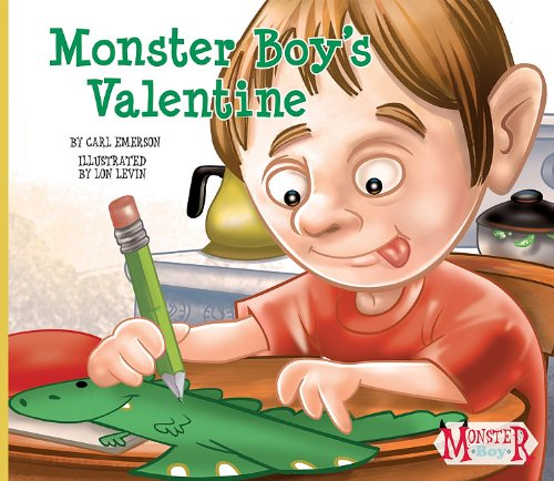 Monster Boy's Valentine