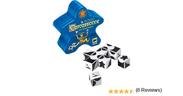 Hans im Glück 48216 - Carcassonne - Juego de dados [Importado de Alemania]: Amazon.es: Juguetes y juegos