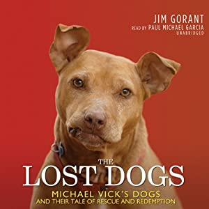 The Lost Dogs Audiobook
