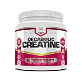 Cheap Decabolic Creatine : Powerful 10 Creatine BLEND Powder – Extreme Performance, Muscle Strength and Size Boost Supplement