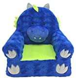 Sweet Seats Adorable Monster Children's Chair Ideal for Children Ages 2 and up,