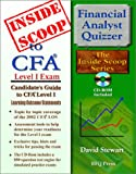InsideScoop to Chartered Financial Analyst Level I : InsideScoop to CFA Level I Learning Outcome Statements (with CD Exam): Candidate?S Guide to CFA Level I Learning Outcome Statements, Stewart, David, 1590959000