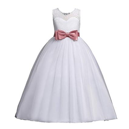 Muchachas Vestido De Noche Vestidos De Baile De Boda Princesa Vestido De Novia Vestido De Niña