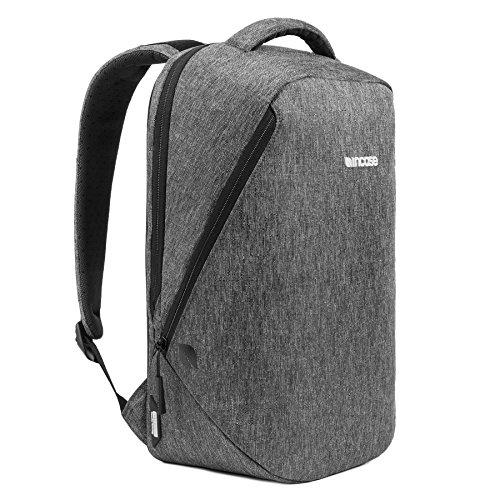 "Incase CL55574 15"" Mochila Negro, Gris maletines para portátil - Funda (38,1 cm (15""), Mochila, Negro, Gris, Monótono, 273,1 mm, 165,1 mm)"