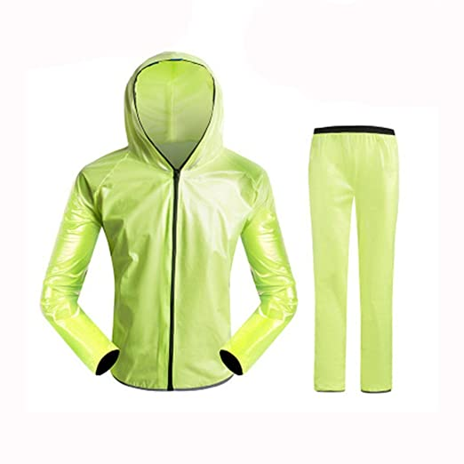 GBR ALXC- Ciclismo Impermeable Deportes Bike Riding Traje ...