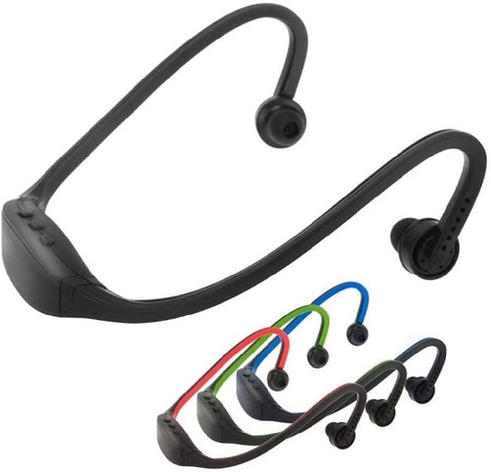 Onbay1 4.1 Stereo Sound Wireless Sports Lightweight Bluetooth Earphone,Built-in Lithium Battery,with USB Cable+Blister Packaging Headphones