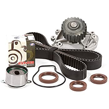 Amazon Com Evergreen Tbk184wpt2 Timing Belt Kit And