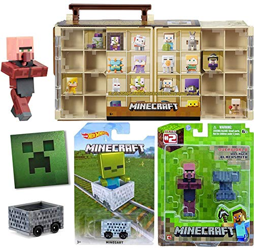 How to find the best minecraft minifigures minecart series for 2019?
