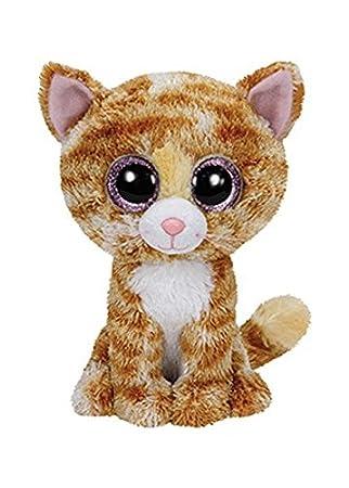 Ty Beanie Boos Tabitha, gato de peluche regular (United Labels Comicwa 36129TY)