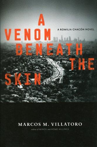 Read Online A Venom Beneath the Skin: A Romilia Chacon Mystery (Romilia Chacon Mysteries (Hardcover)) pdf