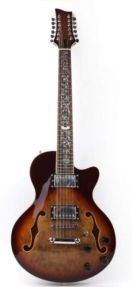 SYXMSM Guitar Beginner Guitars Guitarra acustica Acoustic F Agujero 2 Cuerdas Eléctrica Guitarra Acero Acústico Guitarra Guitarra Cuerdas De Guitarra Acero Acústico Acoustic Guitars (Color : 1)