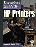 Developers Guide to HP Printers 9781556226038