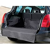 S- tech automotive CITROEN GRAND C4 PICASSO Heavy Duty Durable Water Resistant Car Boot Trunk Liner & Lip Protector