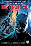 img - for Batman: Detective Comics: The Rebirth Deluxe Edition Book 4 book / textbook / text book