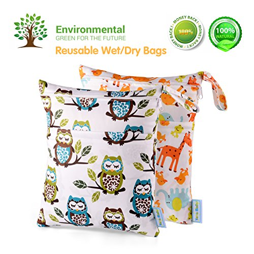 Wet Bags Cloth Diapers - 1