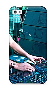 New Fashion Premium Tpu Case Cover For Iphone 5c - Dj Tiesto 5319081K64973508