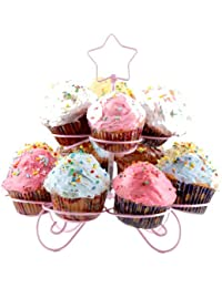 Favor Francois et Mimi DCP0012 12-Cupcake Multi-Tiered Metal Dessert and Cupcake Stand reviews