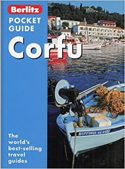 Corfu Berlitz Pocket Guide (Berlitz Pocket Guides)