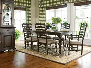 Paula Deen Paulas Table Dining Set With Mikes Chairs