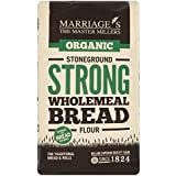 Marriage's Strong Organic Wholemeal Bread flour - 1kg