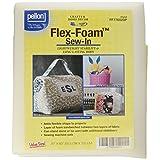 """Pellon FF776020P Flex-Foam Sew-In Stabilizer, 20"""" x 60"""""""