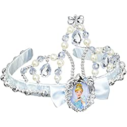 Classic Disney Princess Cinderella Tiara, One Size Child