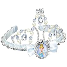 Disguise Costumes Classic Disney Princess Cinderella Tiara, One Size Child, One Color