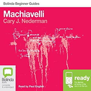 Machiavelli: Bolinda Beginner Guides Audiobook