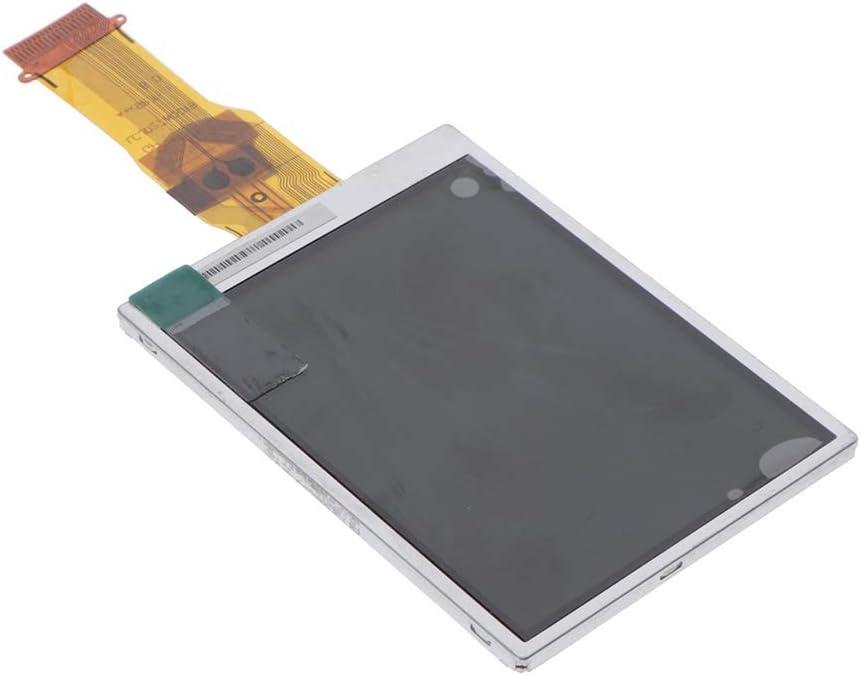 Almencla LCD Display and Touch Screen Digitizer Repair for Samsung L201 SL201,S1070,BL103,S1075 Digital Camera Black