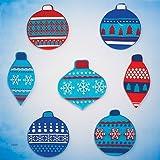 kidsroom design ideas Design Ideas GelGems Christmas Themed Gel Window Clings (Blue Christmas, Large Bag)