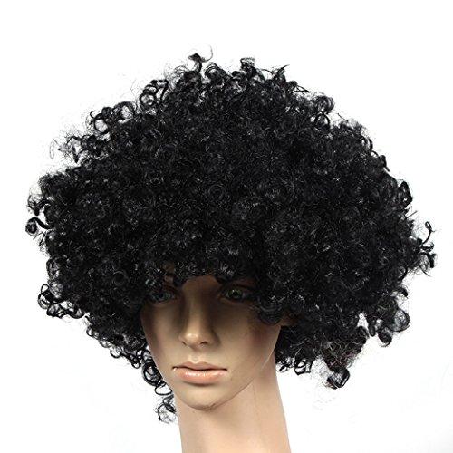 Chris (Disco Afro Wig In Black)
